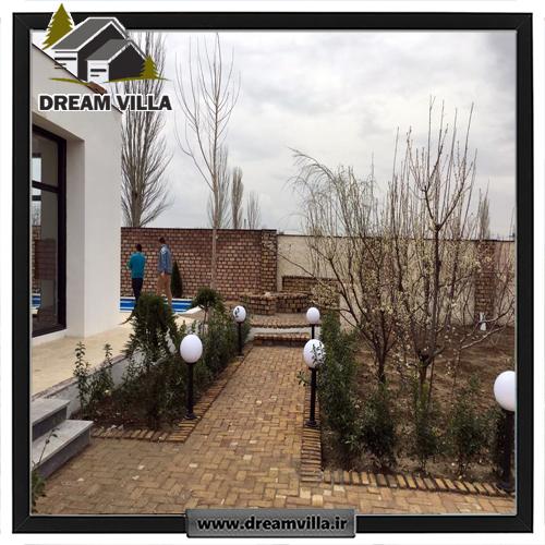 فروش ویلا در منطقه تهراندشت با شرایط و امکانات ویژه